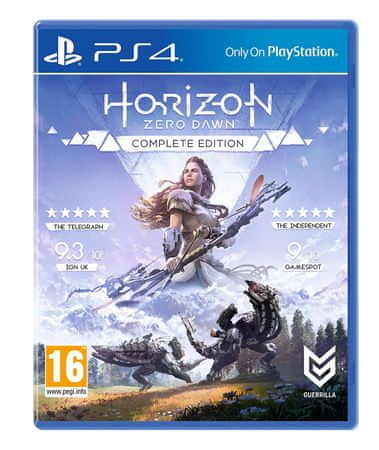 Sony Horizon: Zero Dawn Complete Edition / PS4