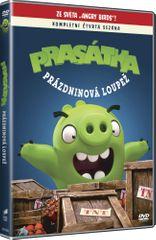 Angry Birds: Prasátka (4. série)   - DVD