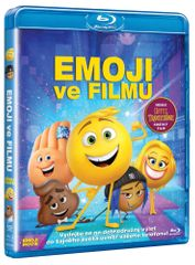 Emoji ve filmu   - Blu-ray