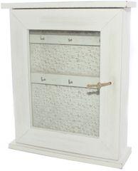 Sifcon skříňka na klíče 22x27x7 cm