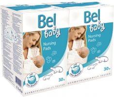 Bel Baby Prsní vložky 2x30 ks