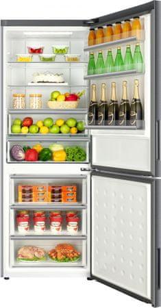 HAIER C3FE744CMJ No Frost kombinált hűtőszekrény