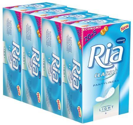 Ria Slip Classic Light 4x25 ks