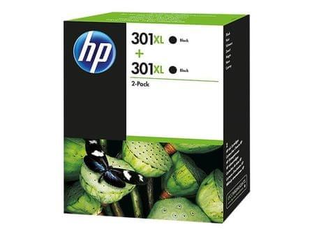 HP inkoustová cartridge HP 301X (D8J45AE)