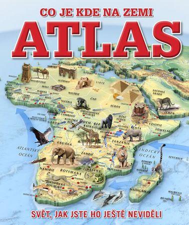 Atlas - Co je kde na Zemi