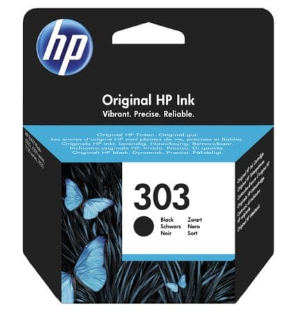 HP inkoustová cartridge HP 303 (T6N02AE)