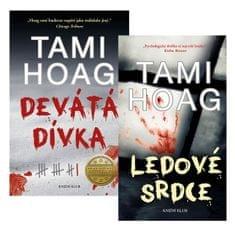 Hoag Tami: Komplet Devátá dívka + Ledové srdce