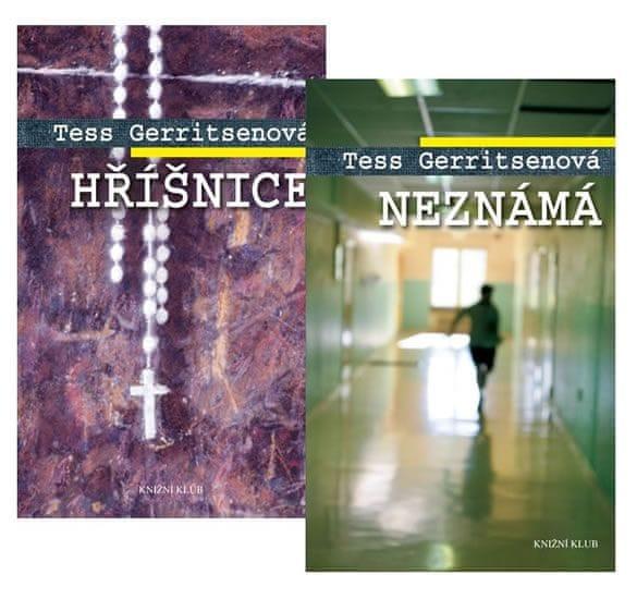 Gerritsenová Tess: Komplet Hříšnice + Neznámá