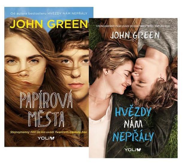 Green John: Komplet Hvězdy nám nepřály + Papírová města