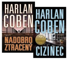 Coben Harlan: Komplet Nadobro ztracený + Cizinec