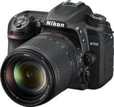 Nikon D7500 + 18-140VR (VBA510K002) + Cashback 5000 Kč!