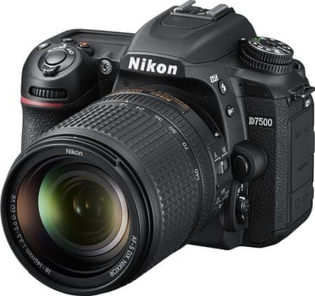 Nikon fotoaparat D7500 18-140 VR