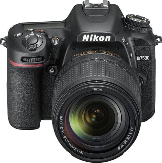 Nikon D7500 + 18-140 AF-S DX ED VR (VBA510K002)