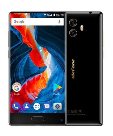 Ulefone mobilni telefon Mix, črn - odprta embalaža