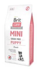 Brit Care Mini Grain Free Puppy Lamb 7 kg
