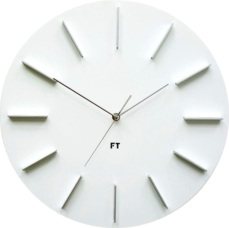 Future Time Round White