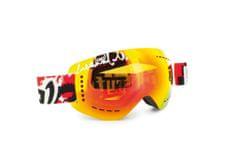 gloryfy GP3 red multilayer / fogless orange mirror F1