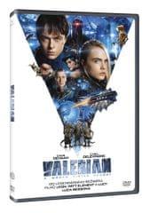 Valerian a město tisíce planet   - DVD