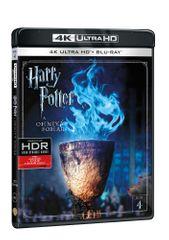 Harry Potter a Ohnivý pohár  (2 disky) - Blu-ray + 4K ULTRA HD