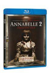 Annabelle 2: Zrození zla   - Blu-ray