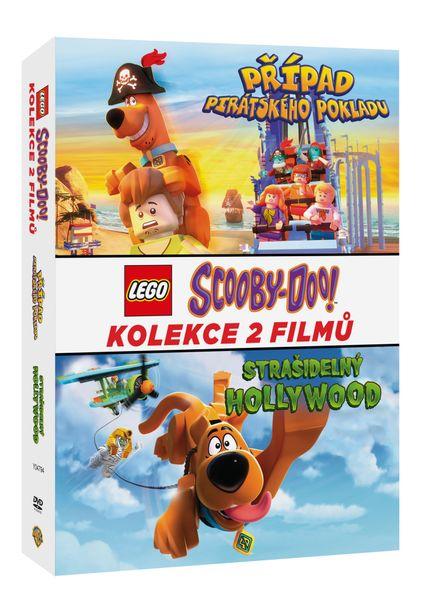 Kolekce LEGO Scooby-Doo (2DVD) - DVD