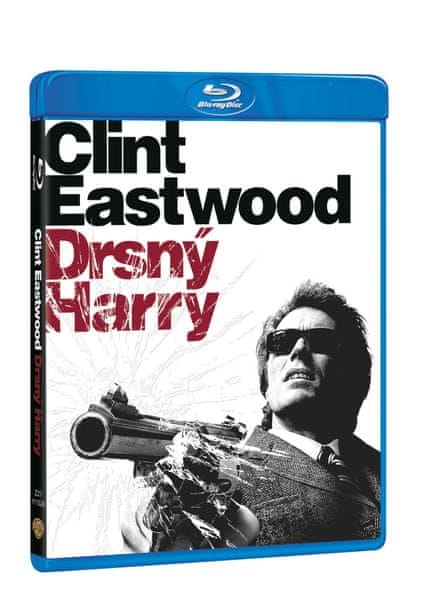 Drsný Harry - Blu-ray