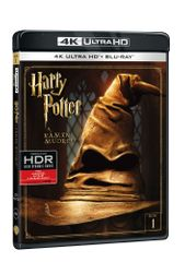 Harry Potter a Kámen mudrců (2 disky) - Blu-ray + 4K ULTRA HD