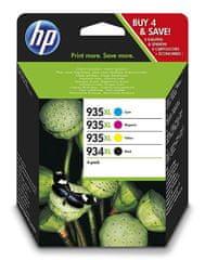 HP 934XL multipack CMYK (X4E14AE)