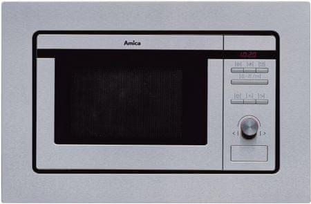 Amica vgradna mikrovalovna pečica AMMB20E1GI