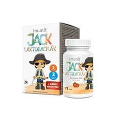 Simply you Laktobacily Jack Laktobacilák Imunit 72 tablet