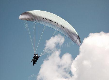 Poukaz Allegria - paragliding – tandemový let Basic