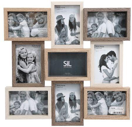 Sifcon 9ks 3D fotorámikov