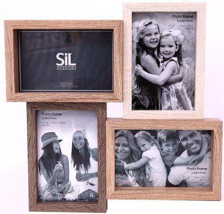 Sifcon 4ks 3D fotorámečků
