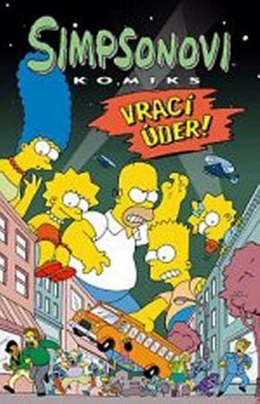 Groening Matt: Simpsonovi vrací úder