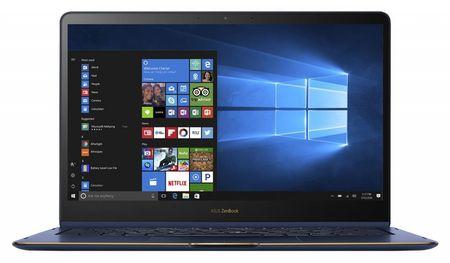 Asus prenosnik Zenbook Flip S UX370UA-C4196T i5-8250U/8GB/SSD256GB/13,3FHD/Touch/W10H (90NB0EN1-M05860)