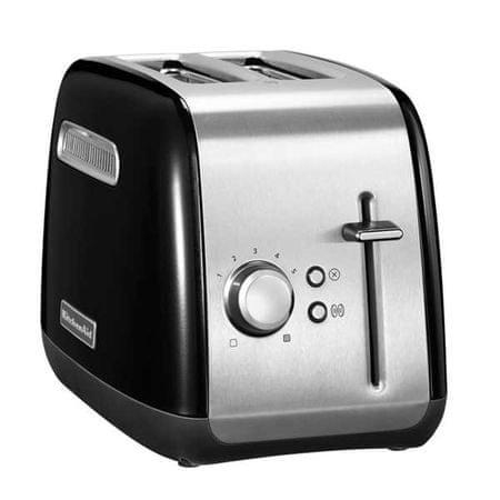 KitchenAid opekač kruha 5KMT2115EOB, črn