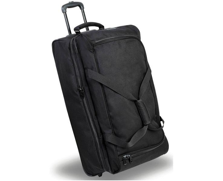 Member's Cestovní taška na kolečkách 138L TT-0032 černá