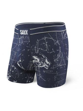 SAXX moške boksarice M temno modra