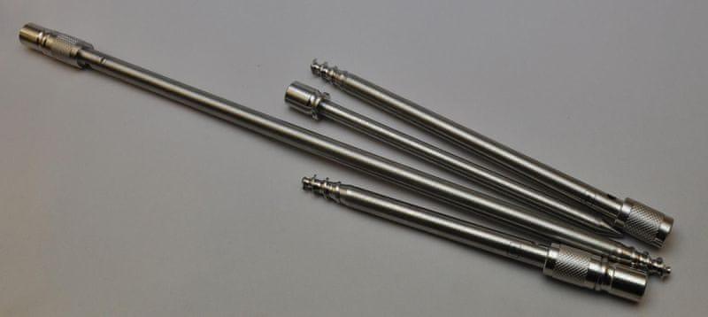 Taska Nerez výsuvná vidlička zavrtávací 30-50 cm