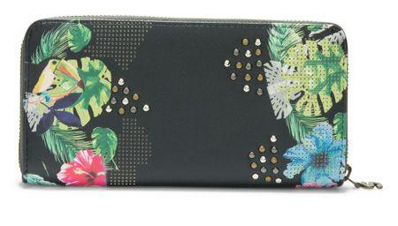 Desigual dámska viacfarebná peňaženka Fiona Lilac  37ea3e5c410