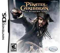 Nintendo Pirates of The Caribbean: At Worlds End (NDS)
