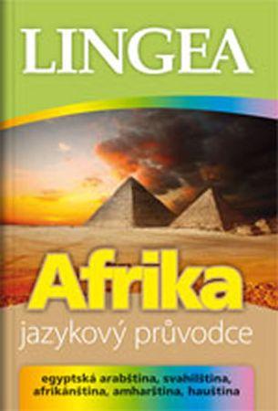 Afrika - jazykový průvodce (egyptská arabština, svahilština, afrikánština, amharština, hauština)