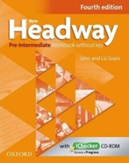 Soars John and Liz: New Headway Fourth Edition Pre-intermediate Workbook Without Key with iChecker C