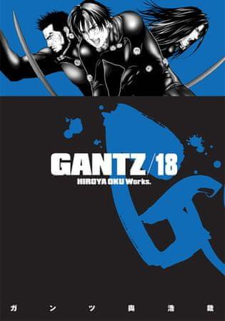 Oku Hiroja: Gantz 18