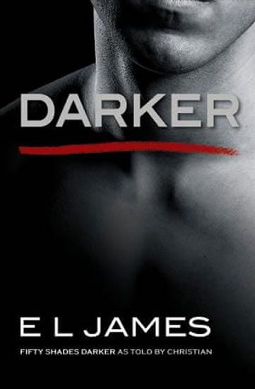 James E. L.: Darker : Fifty Shades Darker as Told by Christian