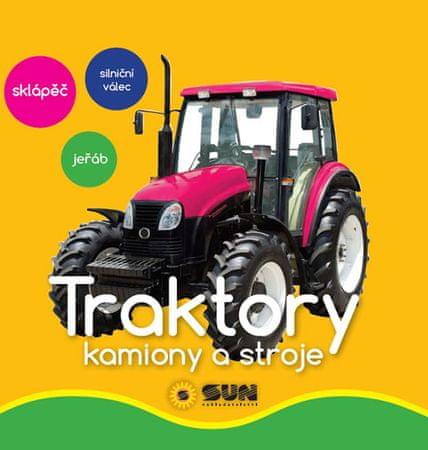 Traktory - Moje první obrázky