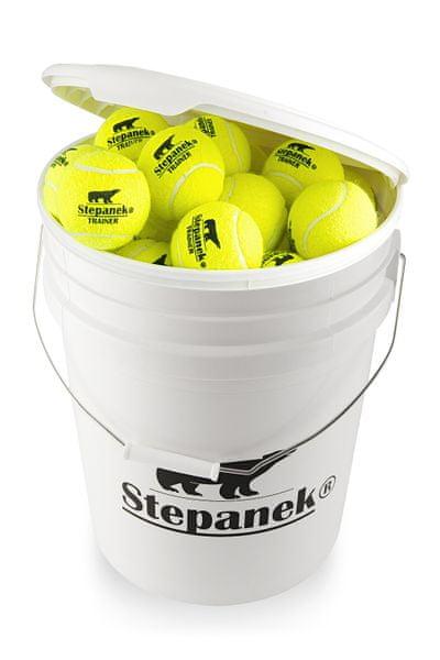 Stepanek Tenisové míče TRAINER (72ks)