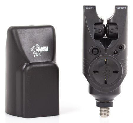 Nash Signalizátor Siren S5R Bite Alarm Purple