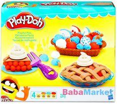 Play-Doh torta