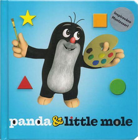 Panda a Little Mole - Tvary a barvy